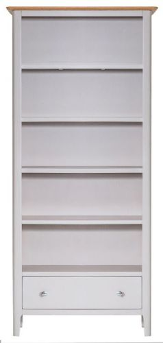 Belmont Painted Large Bookcase